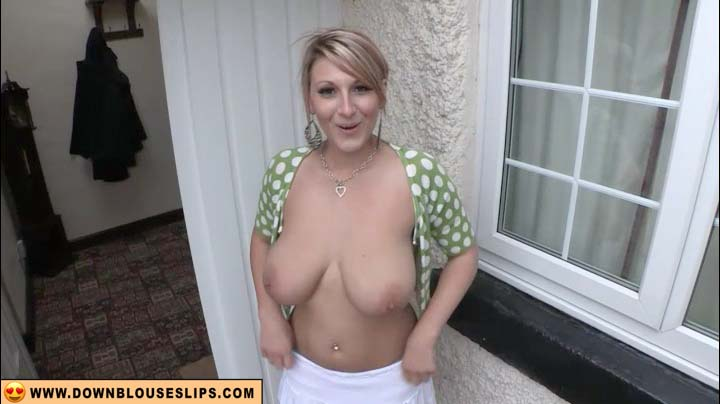 Play Down Blouse Lexi Video