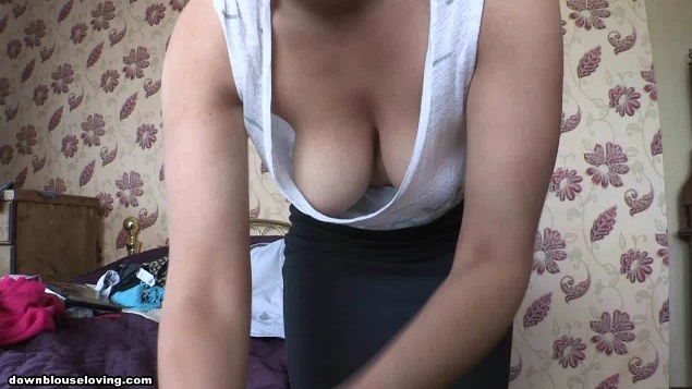 Play Down Blouse Video